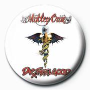 Odznaka MOTLEY CRUE - FEELGOOD