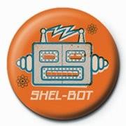 Odznaka The Big Bang Theory - Shlebot