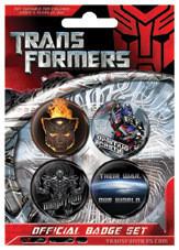 Odznaka TRANSFORMERS - War