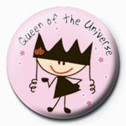 Odznaka Ugly Little Bitch (Queen o