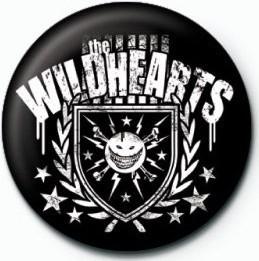 Odznaka WILDHEARTS (CREST)