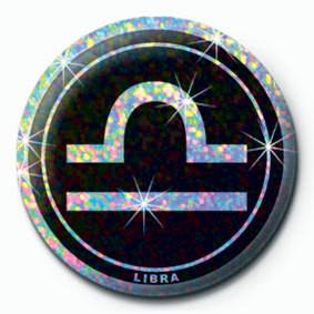 Odznaka ZODIAC - Libra