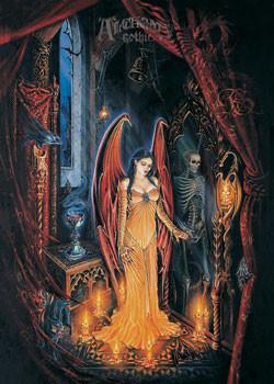 Plakat Alchemy - rites of undeath
