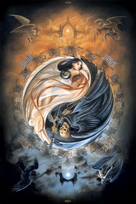 Plakat Alchemy - virsus doctrinous