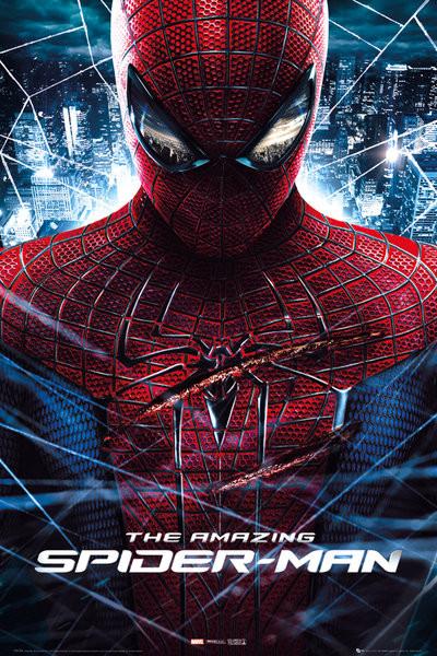 Plakat AMAZING SPIDER-MAN - teaser eyes