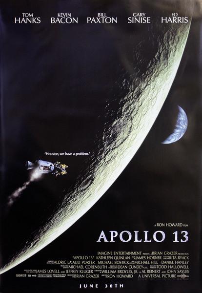 Plakat APOLLO 13