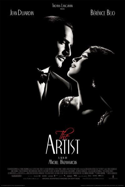 Plakat ARTIST - ARTYSTA 2011