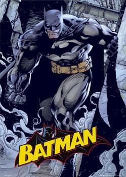 Plakat BATMAN - comix