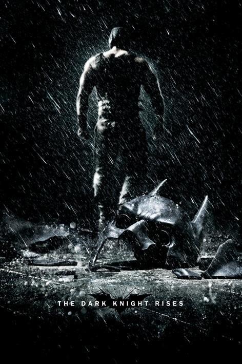 Plakat BATMAN DARK KNIGHT RISES - bane