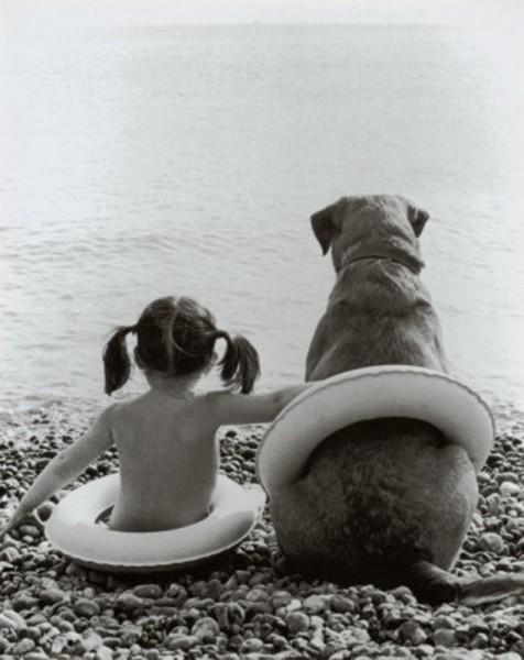 Plakat Best friends - beach