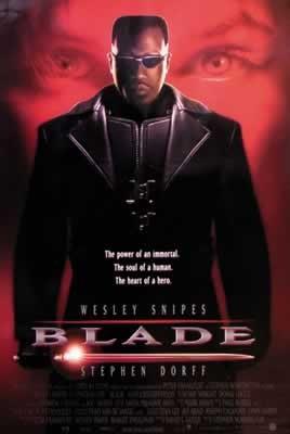 Plakat BLADE