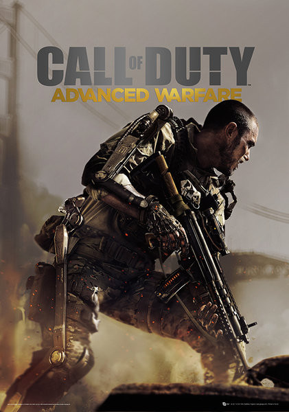 Plakat Call of Duty Advanced Warfare