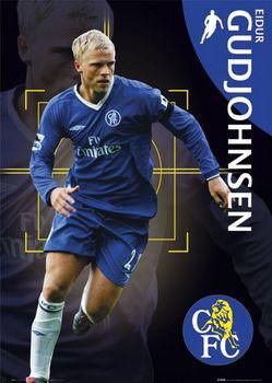 Plakat Chelsea - gudjohnsen
