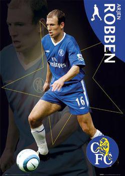 Plakat Chelsea - robben
