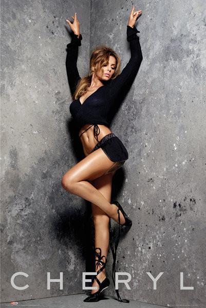 Plakat Cheryl - Stretching