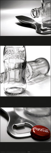 Plakat Coca Cola - photography