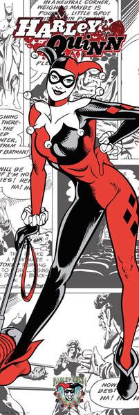 Plakat DC Comics - Harley Quinn Comic
