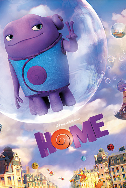 Plakat Dom (Film, 2015) - One Sheet