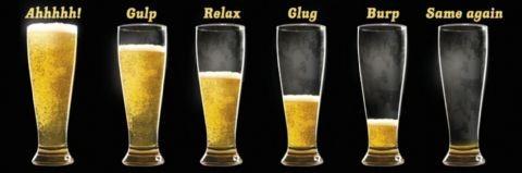 Plakat Enjoy your beer