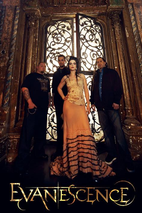 Plakat Evanescence