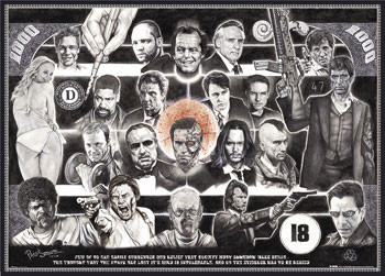 Plakat FILM GODS