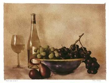 Reprodukcja Fruit And Wine I