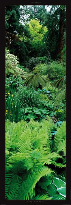 Reprodukcja Garden of Eden