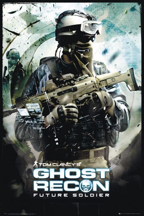 Plakat Ghost Recon
