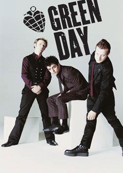Plakat Green Day - white room