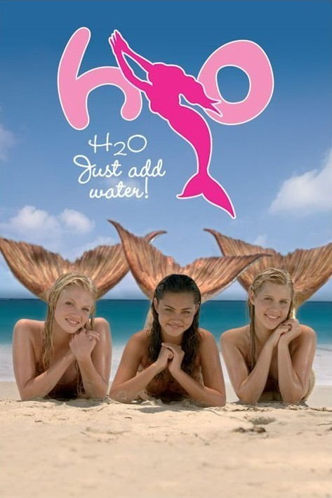 Plakat H2O - Mermaids