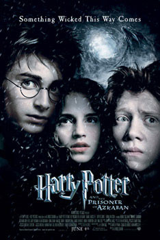 Plakat HARRY POTTER 3 - teaser