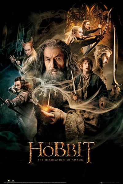 Plakat HOBBIT DOS - one sheet