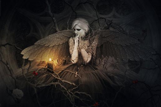 Plakat I Of the Mourning