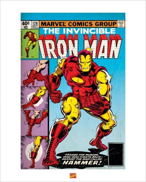 Reprodukcja Iron Man