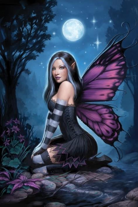 Plakat James Ryman - night fairy