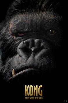 Plakat KING KONG - face