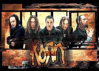 Plakat Korn – gold