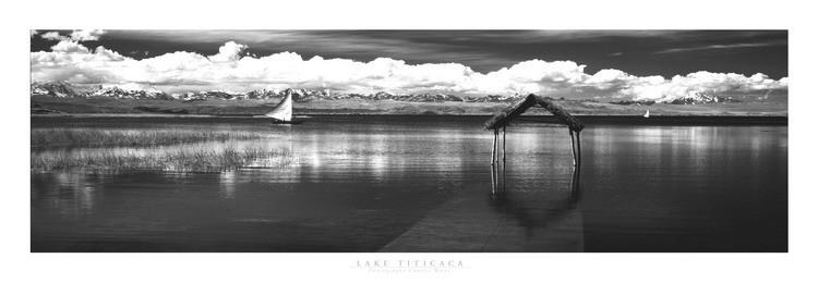 Reprodukcja Lake Titicaca
