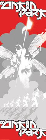 Plakat Linkin Park - war