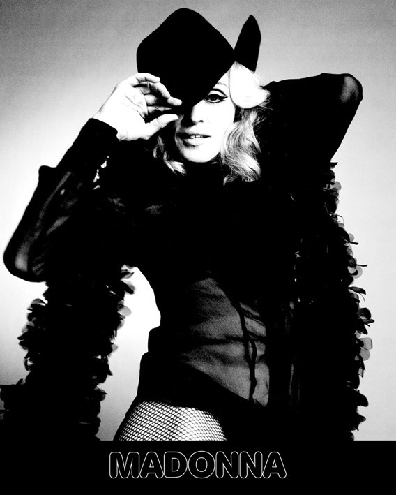 Plakat Madonna - give it to me