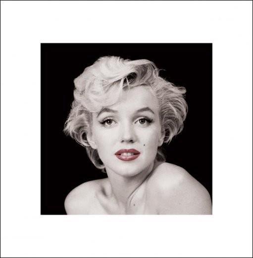 Reprodukcja Marilyn Monroe - Red Lips
