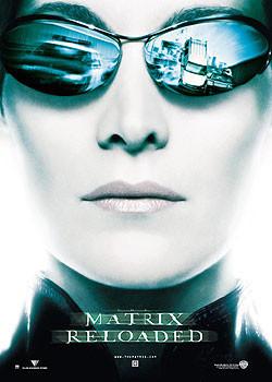 Plakat MATRIX - visage Trinity