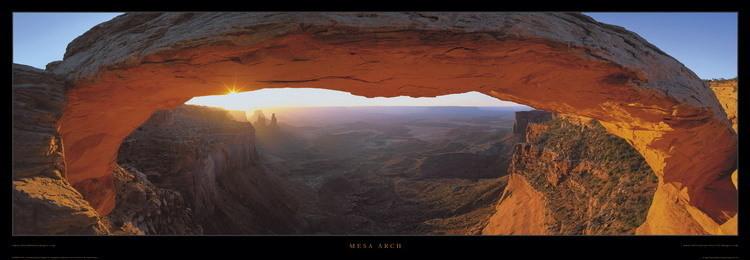 Reprodukcja Mesa Arch