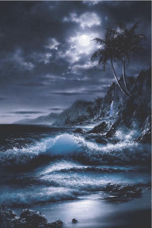 Plakat Moonrise