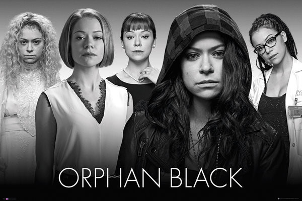 Plakat Orphan Black - Season 2 Group
