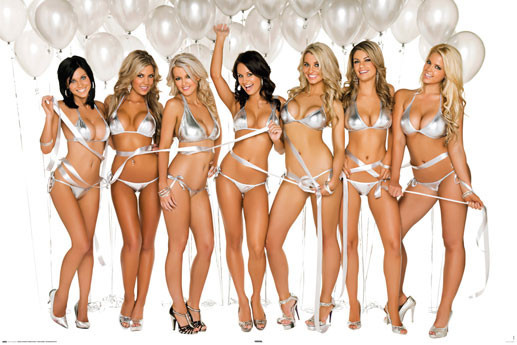 Plakat Party Girls