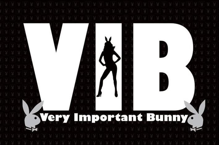 Plakat Playboy - V.I.B.