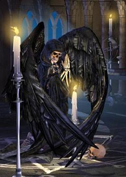 Plakat Reaper's ritual