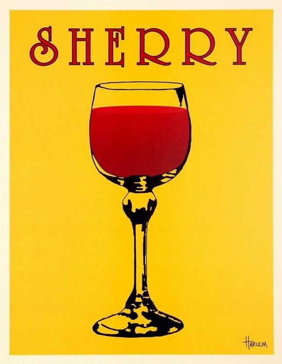Reprodukcja Sherry