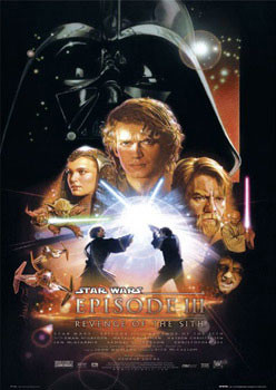 Plakat STAR WARS - one sheet